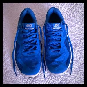 Like New! Nike Flex Training Athletic Shoes